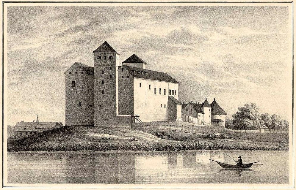 Résultats de recherche d'images pour «turku castle»