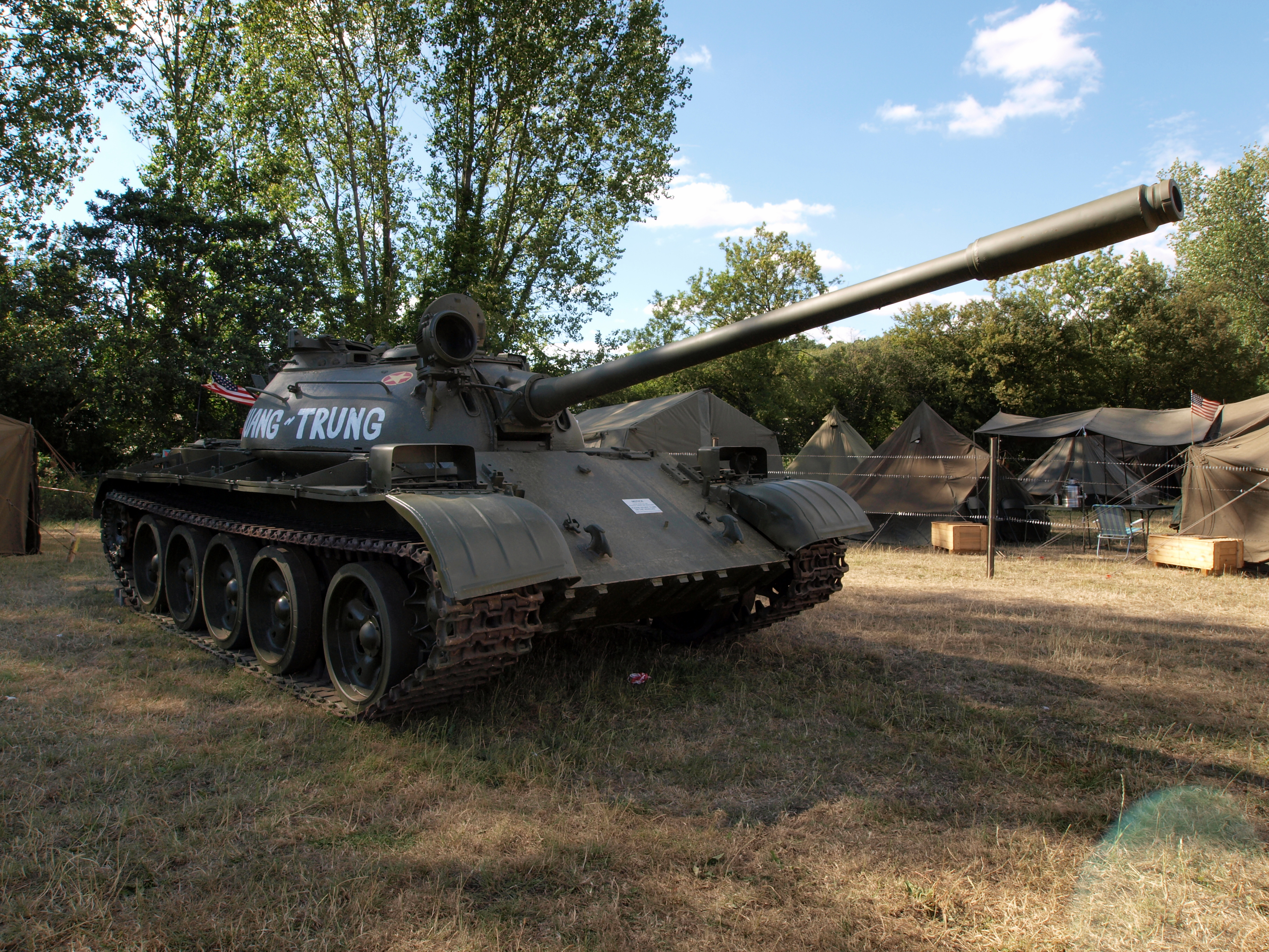 Type 69 Wz 121 Main Battle Tank: File:Type 69-II (Chinese Build T54 Improved (Chinese