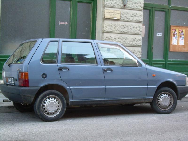 Fiat Uno – Wikipedia, wolna encyklopedia