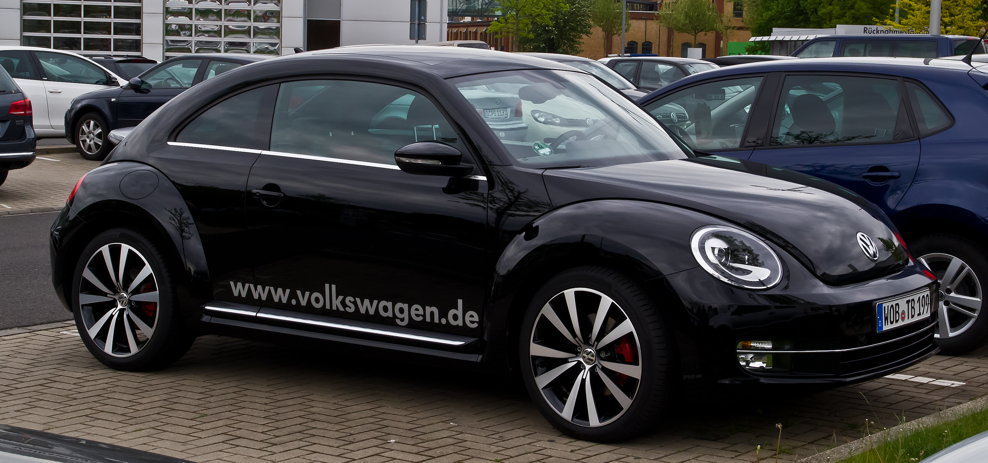 File Vw Beetle 1 4 Tsi Exclusive Sport Frontansicht 10