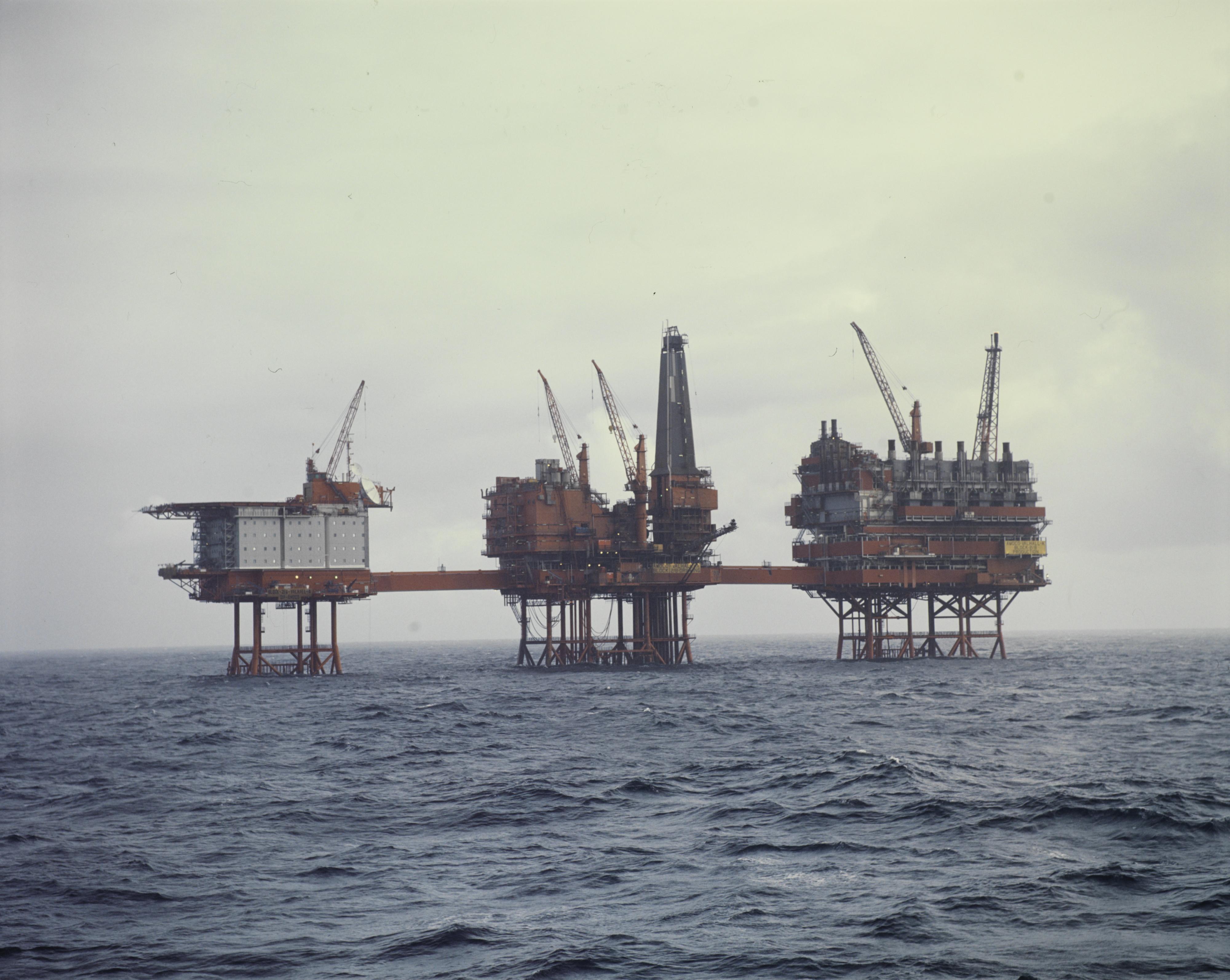 Valhall oil field - Wikipedia