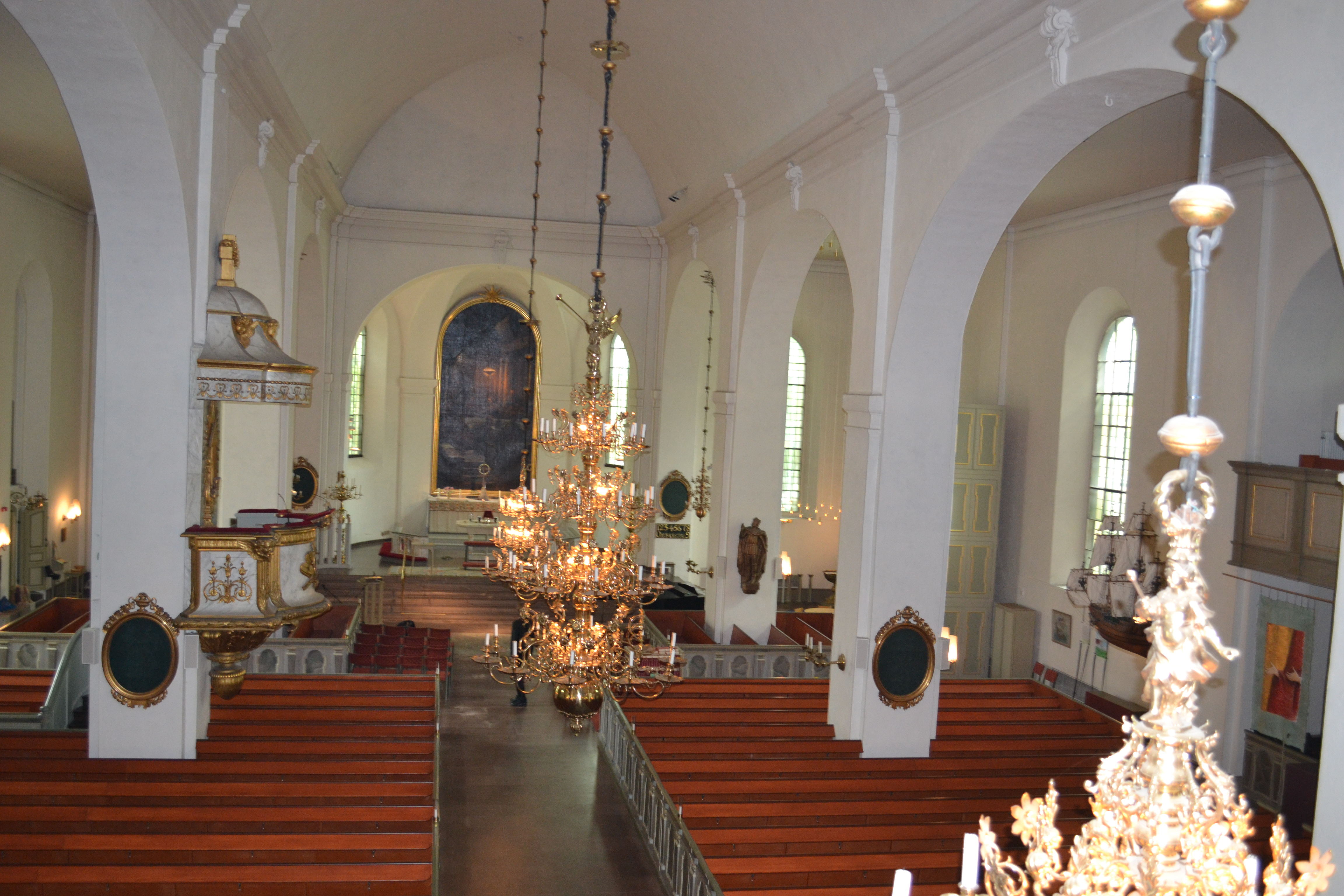 S:t Olofs frsamling - Svenska kyrkan i Norrkping