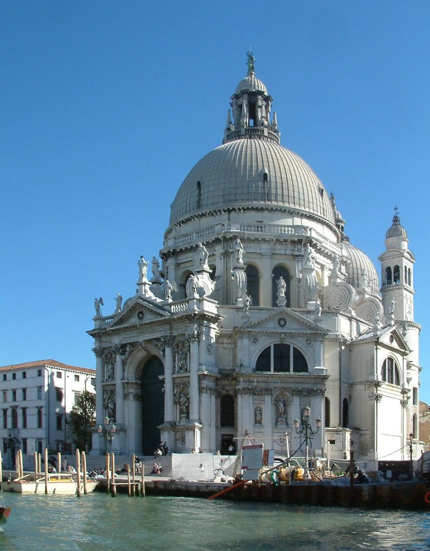 Santa maria della salute wikipedia for Architecture romane definition