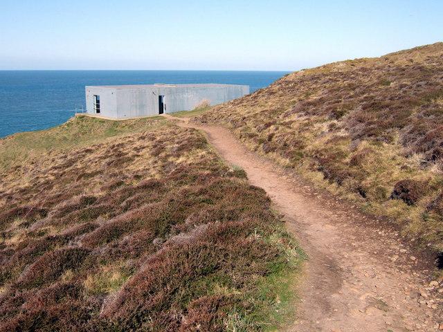 Wildlife observatory Strumble Head - geograph.org.uk - 405854