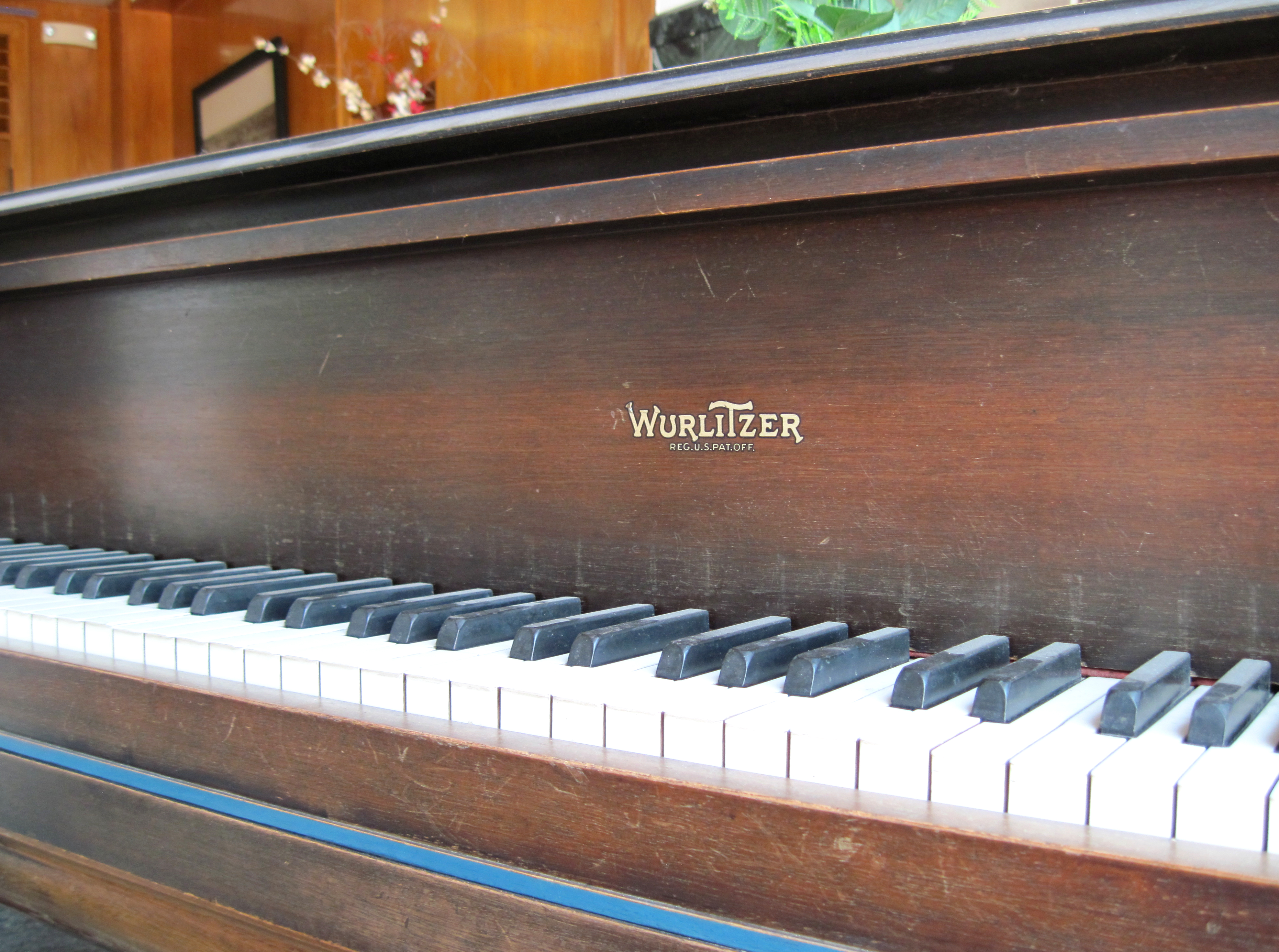 The Date of your Wurlitzer Electric Piano DocWurly