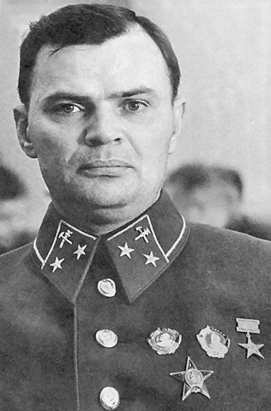 Герой Социалистического Труда Грабин Василий Гаврилович.