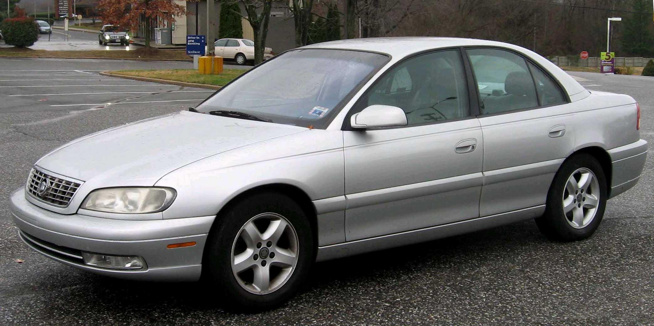 2000–2001 Cadillac Catera