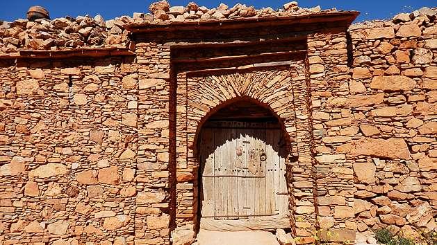 Agadir Itourhain, Portal