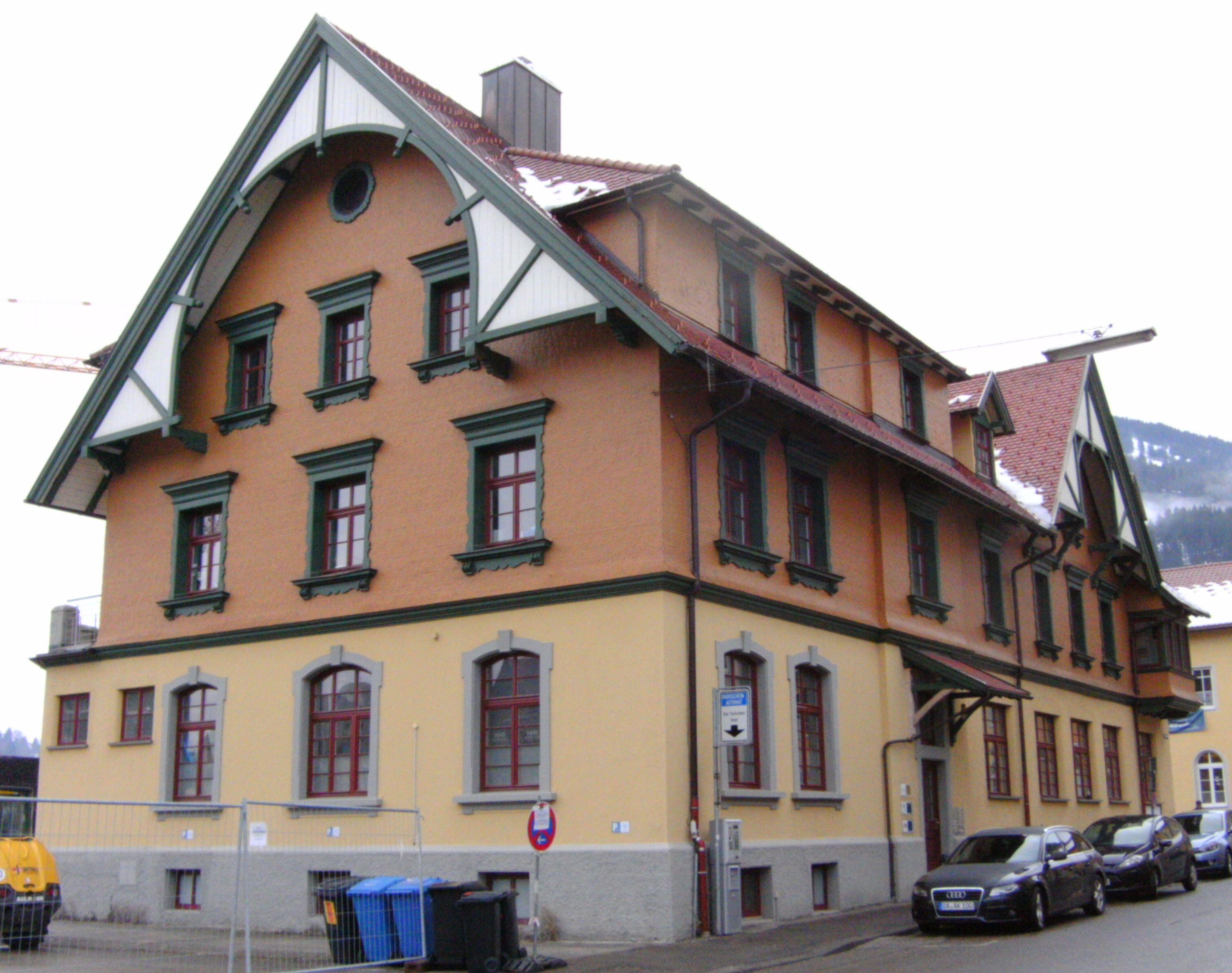 Liste der Baudenkmäler in Immenstadt im Allgäu