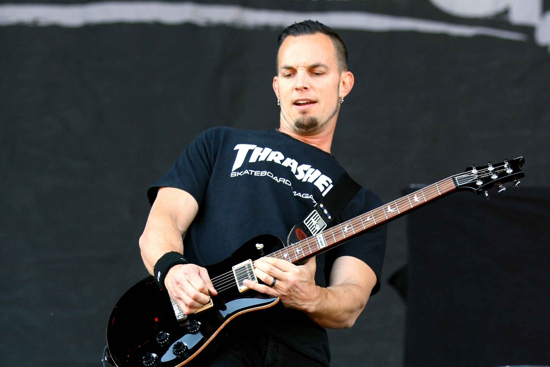 how tall is mark tremonti