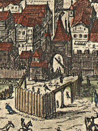 1609-Wien-col-Roter Turm alleine