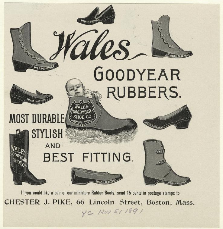 Mens Shoe Rubbers
