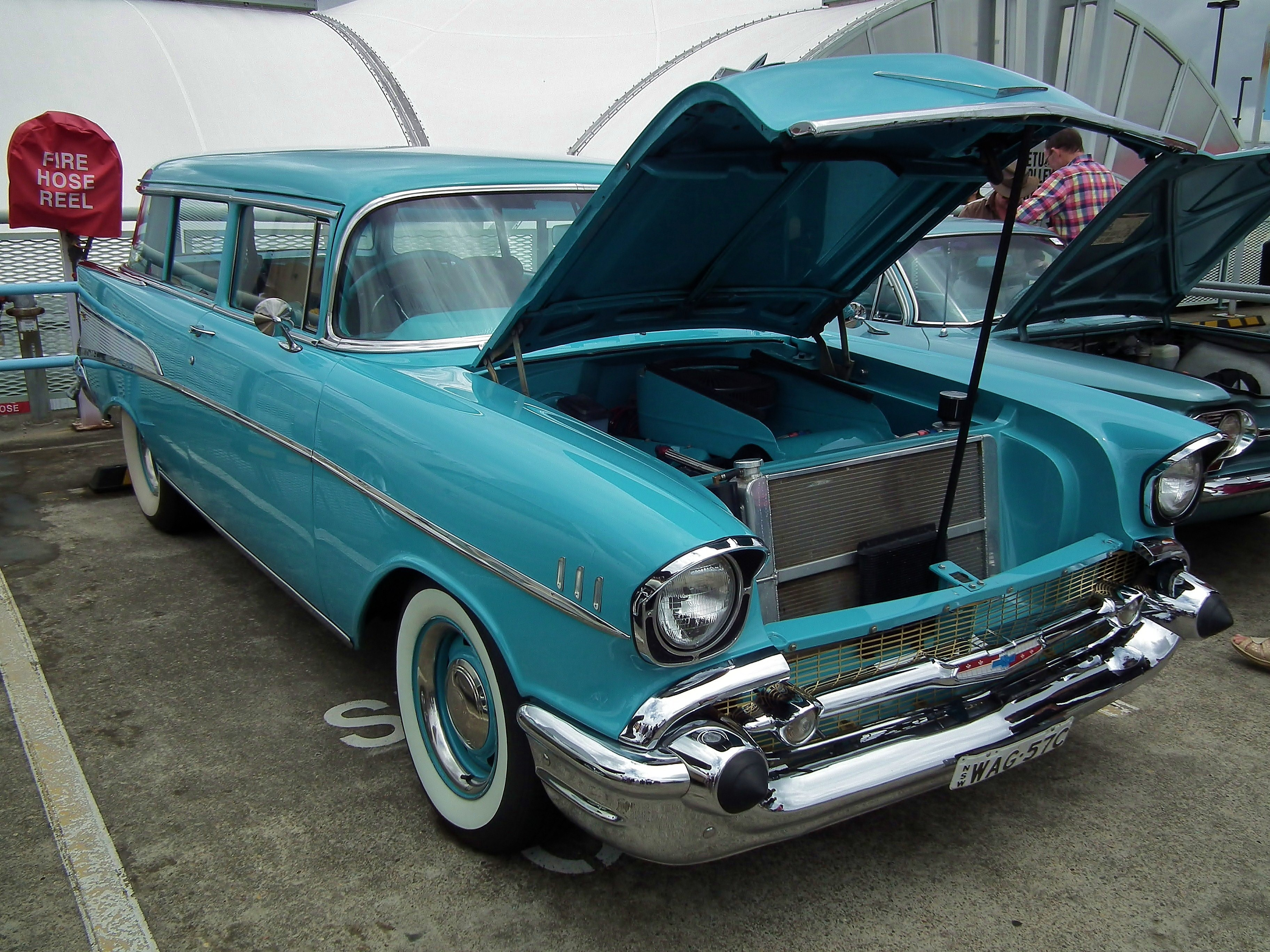 File1957 Chevrolet Bel Air Station Wagon 6713068009 1957 Chevy