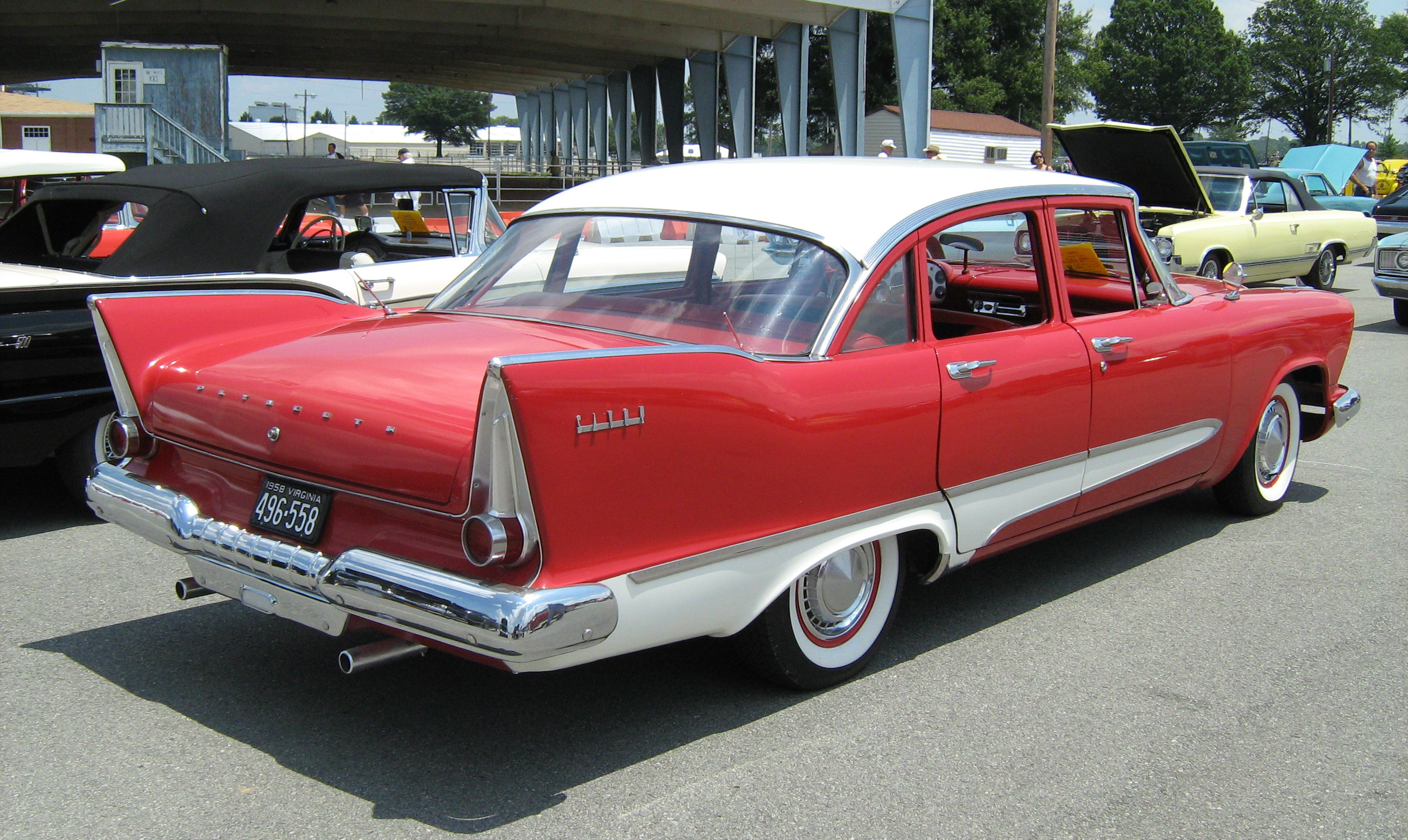 1958 Or 1957 Plymouth Fury Or Belvedere For Sale Autos Post