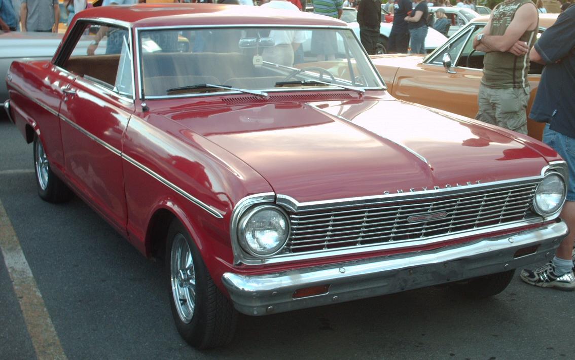 Chevy Malibu Vs Old Car