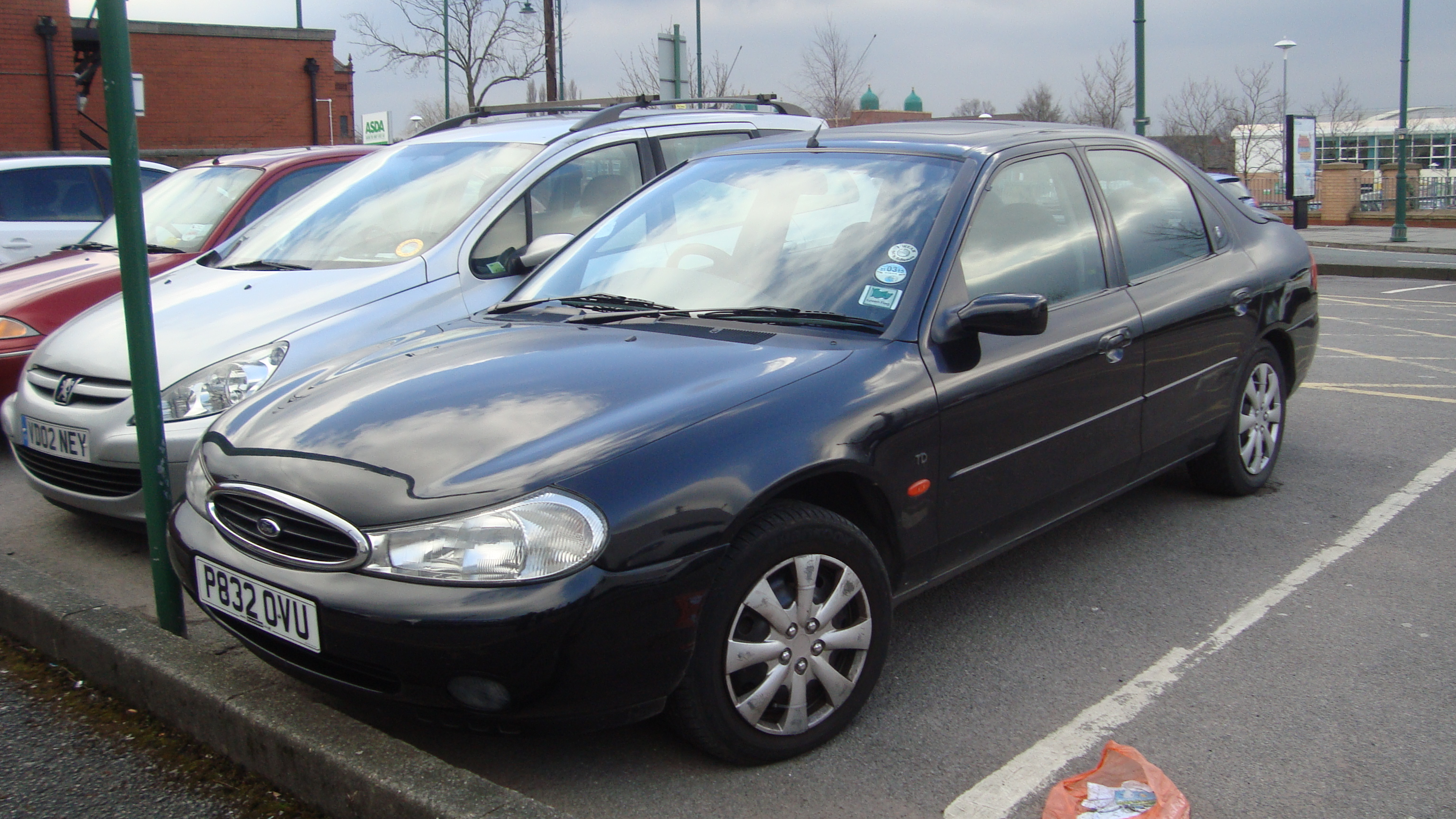 file 1997 ford mondeo 1 8 td ghia 16625800160 jpg wikimedia commons