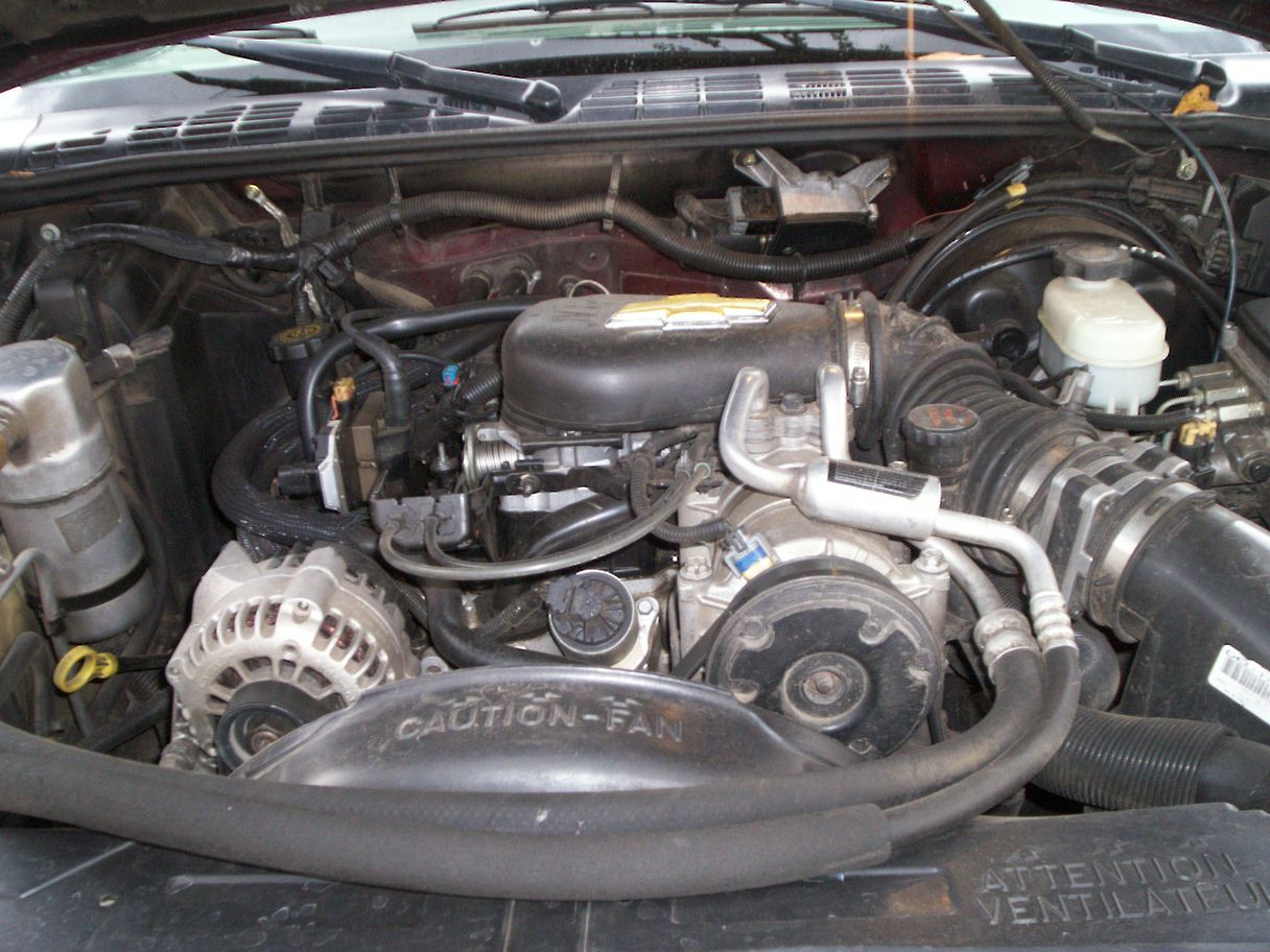 Gm Lt Engine