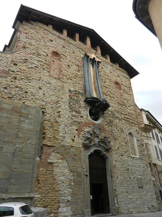Image result for chiesa di santo spirito bergamo