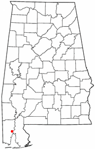 Loko di Chickasaw, Alabama