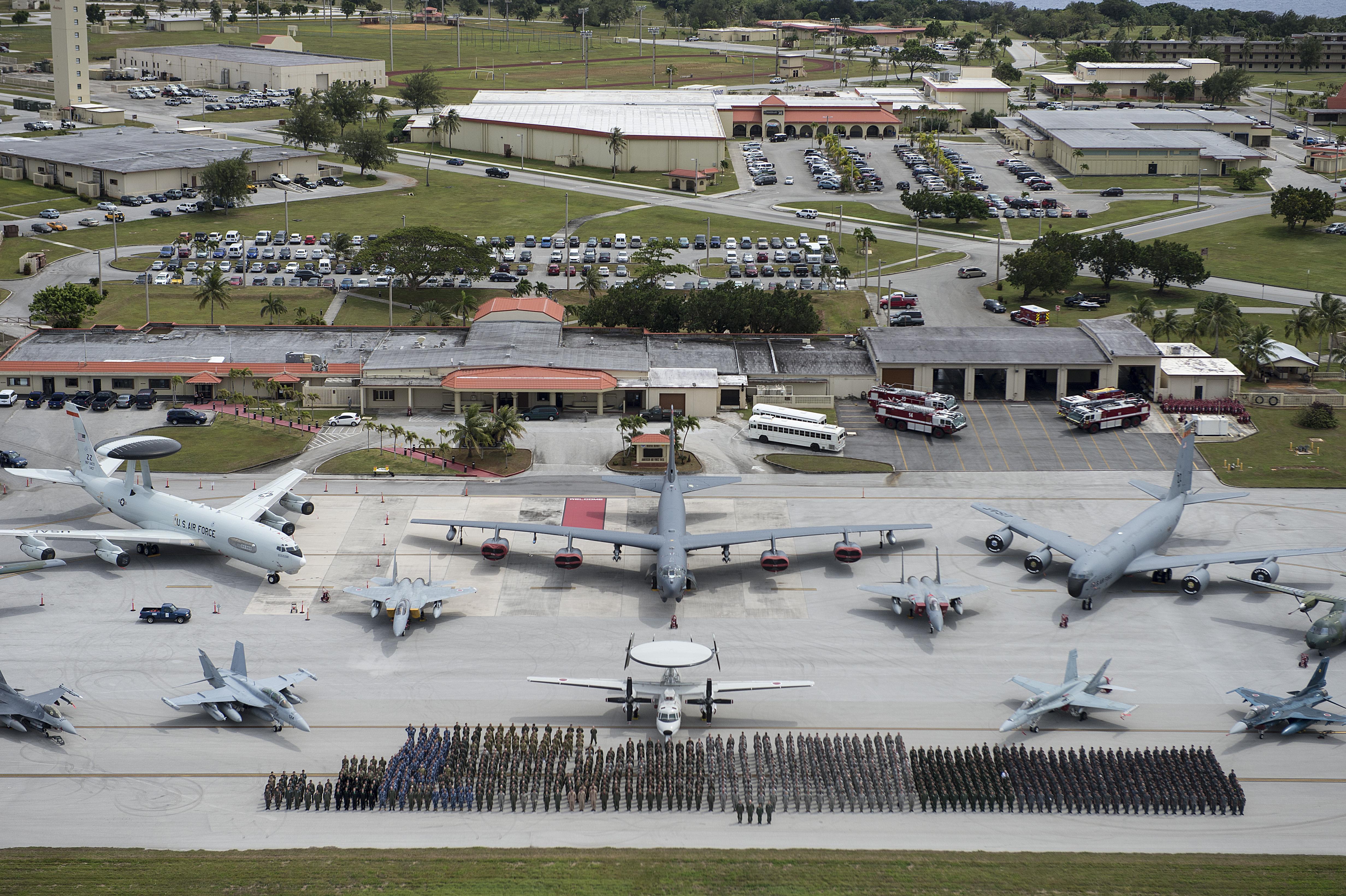 File:ANDERSEN AIR FORCE BASE, Guam (AFNS) jpg - Wikimedia Commons
