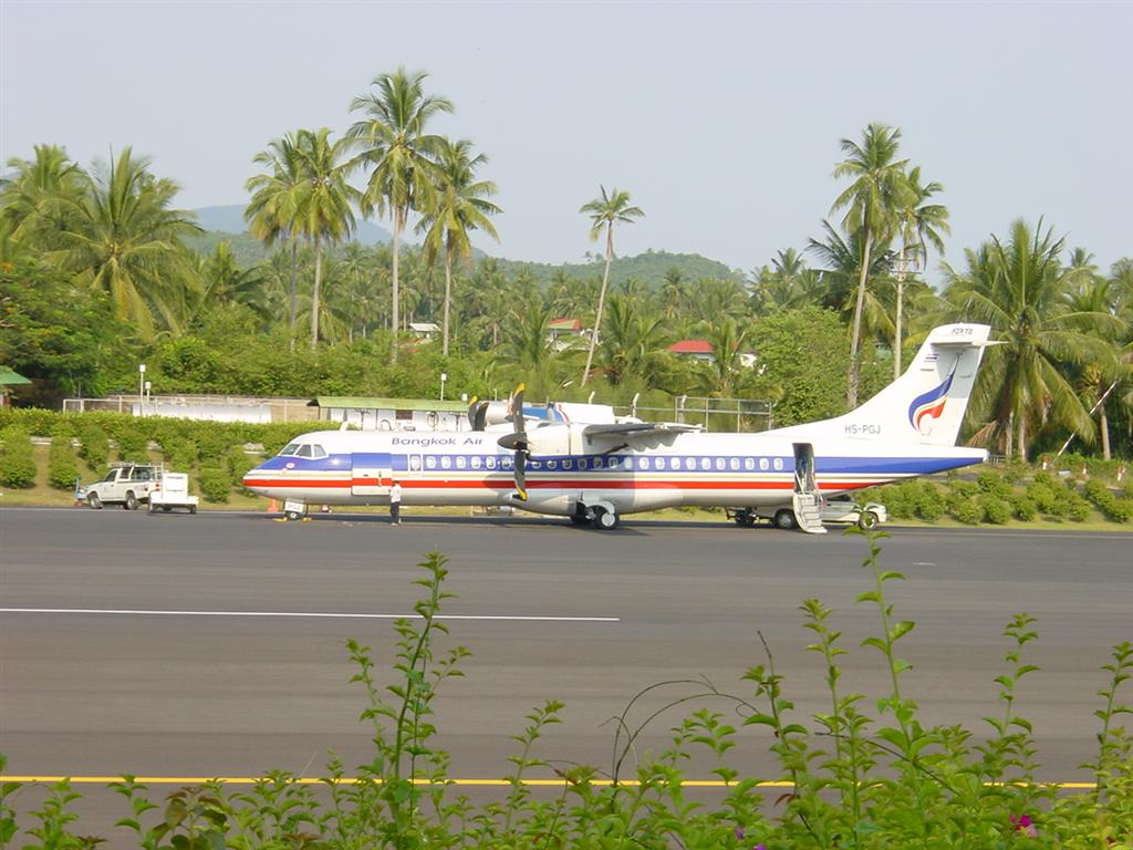 Bangkok Airways-vlucht 266 - Wikipedia