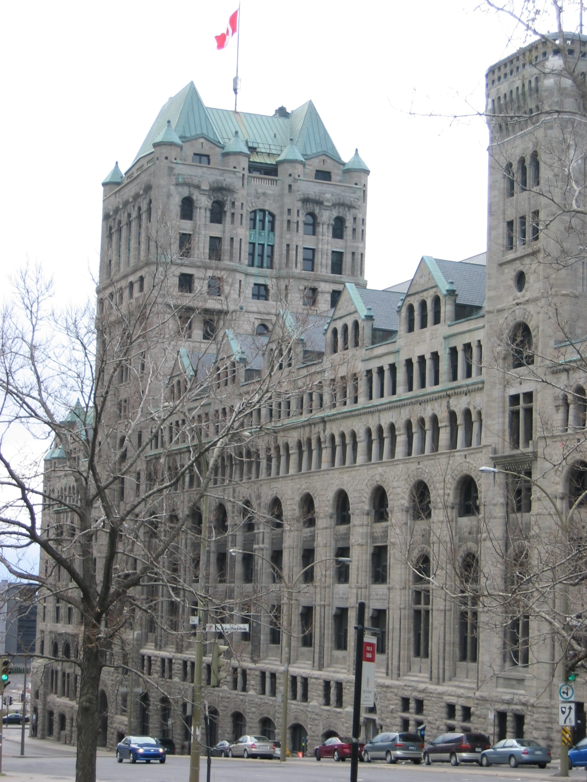 Windsor Station (Montreal) - Wikipedia