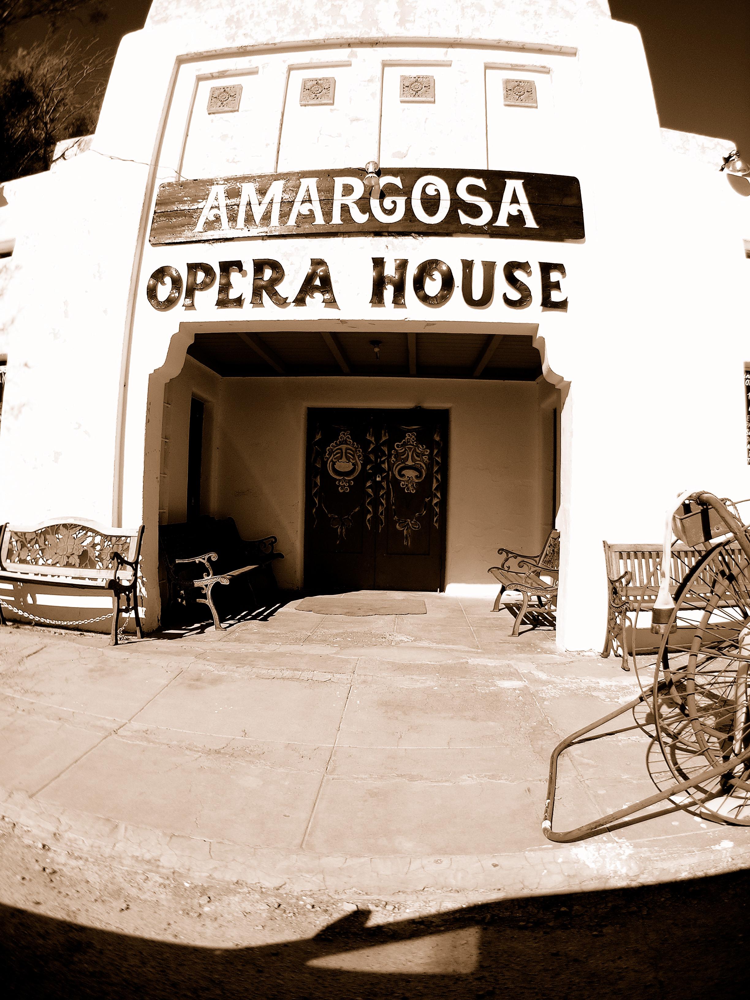 Amargosa Opera House Cafe