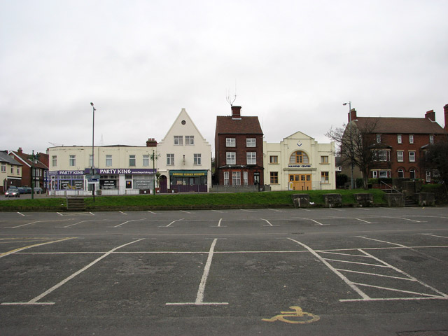 Empty Car Park Space For Sale Near Luton Airport