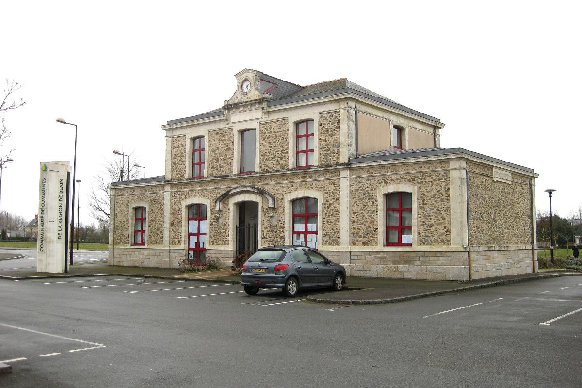 Gare de blain wikip dia for Garage de la gare bretigny