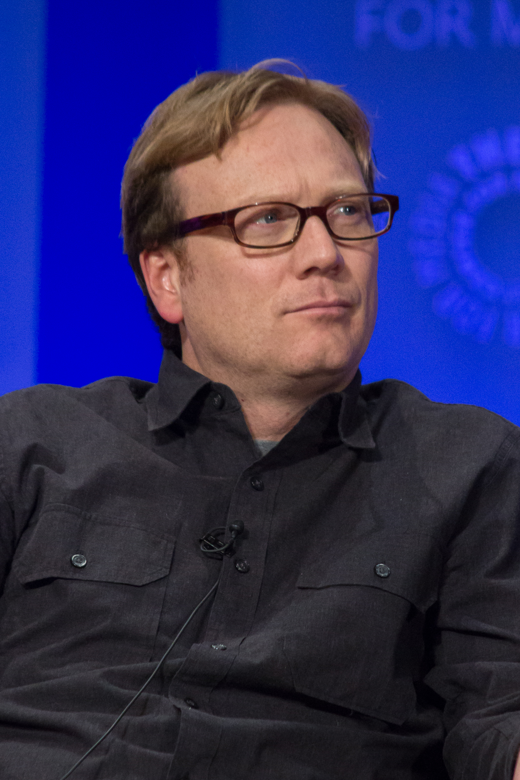 The 47-year old son of father (?) and mother(?) Andy Daly in 2018 photo. Andy Daly earned a  million dollar salary - leaving the net worth at 3 million in 2018