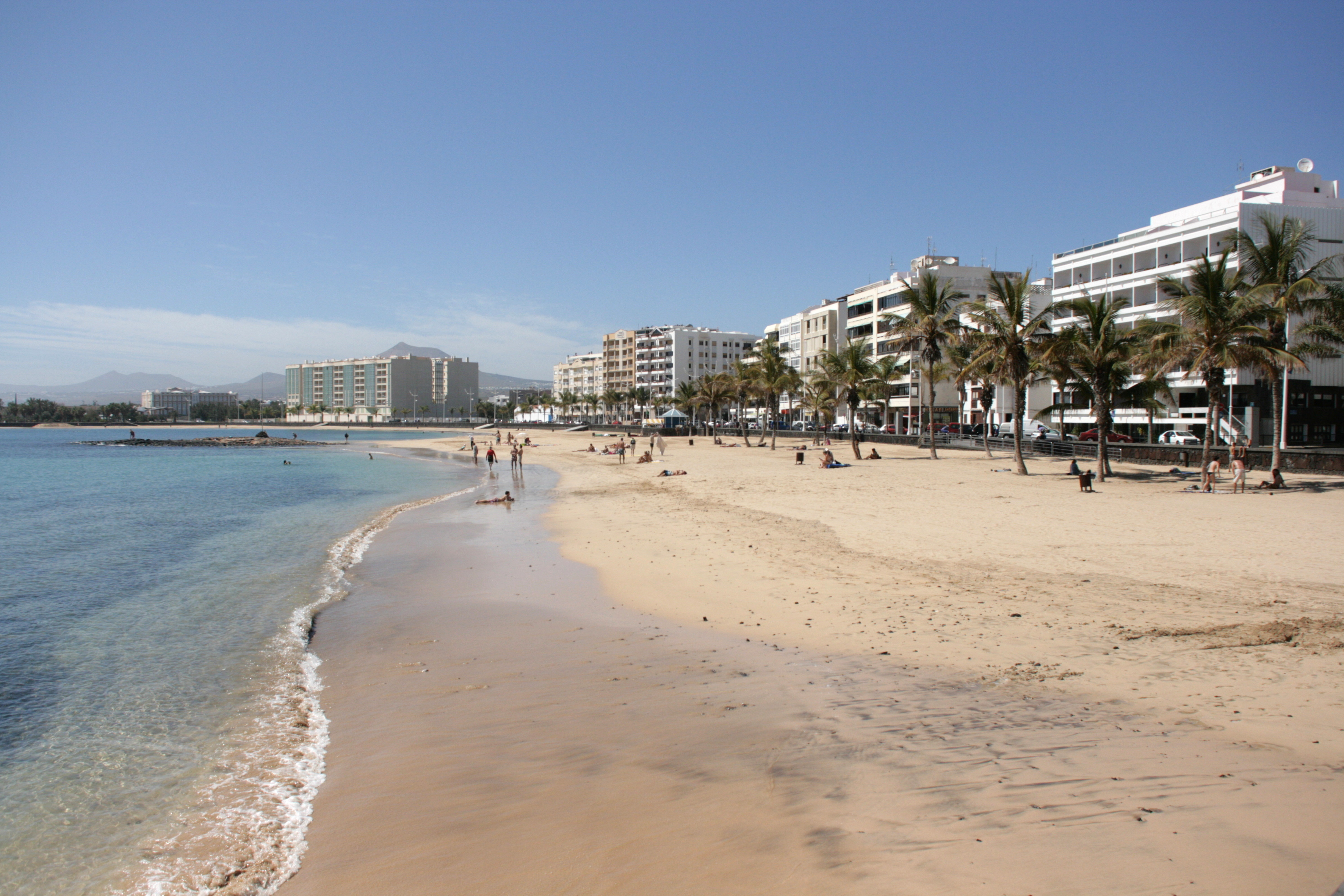 Is Lanzarote In The Canary Islands