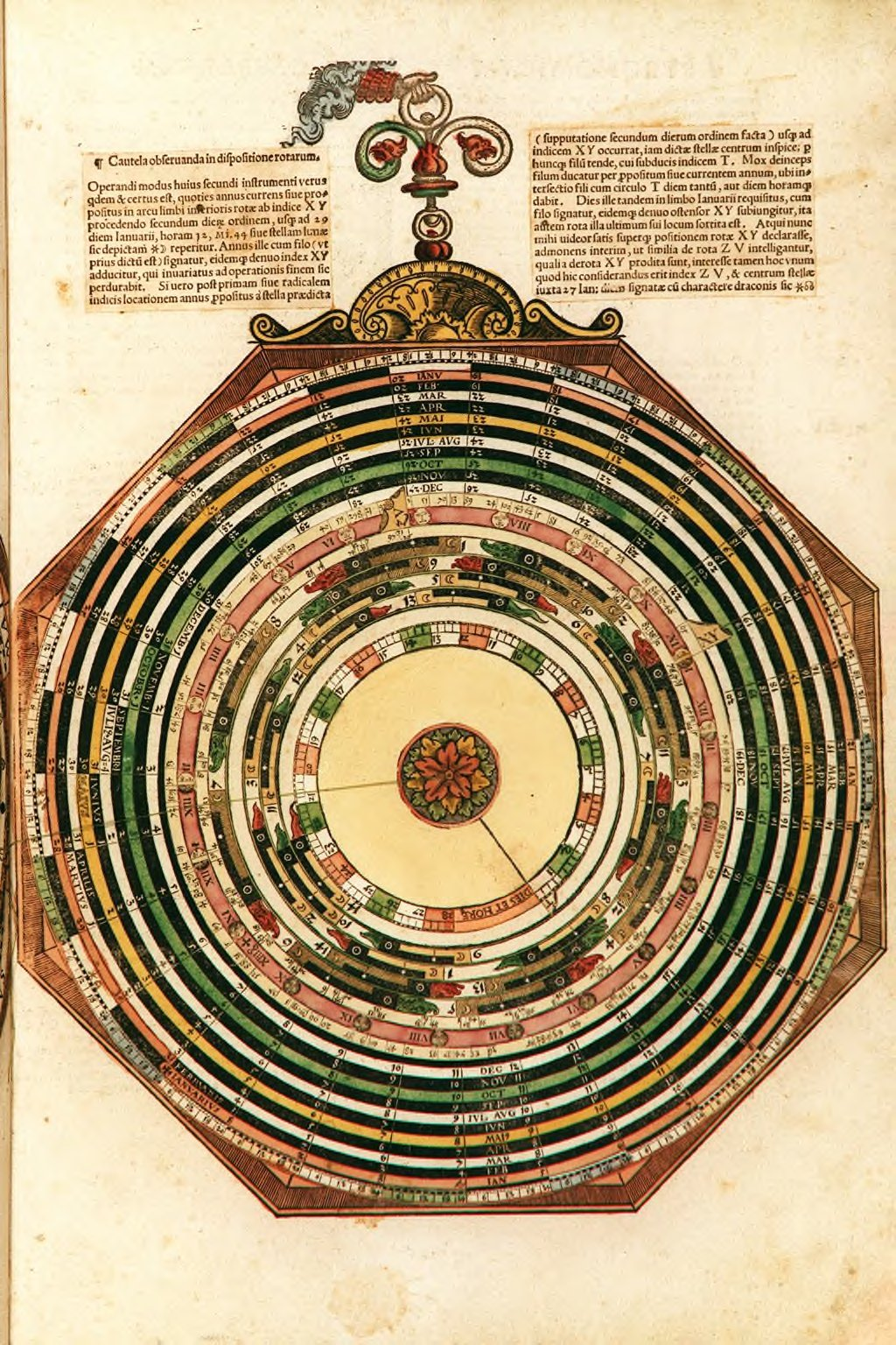 Fileastronomicum Caesareum 1540f19jpg Wikimedia Commons