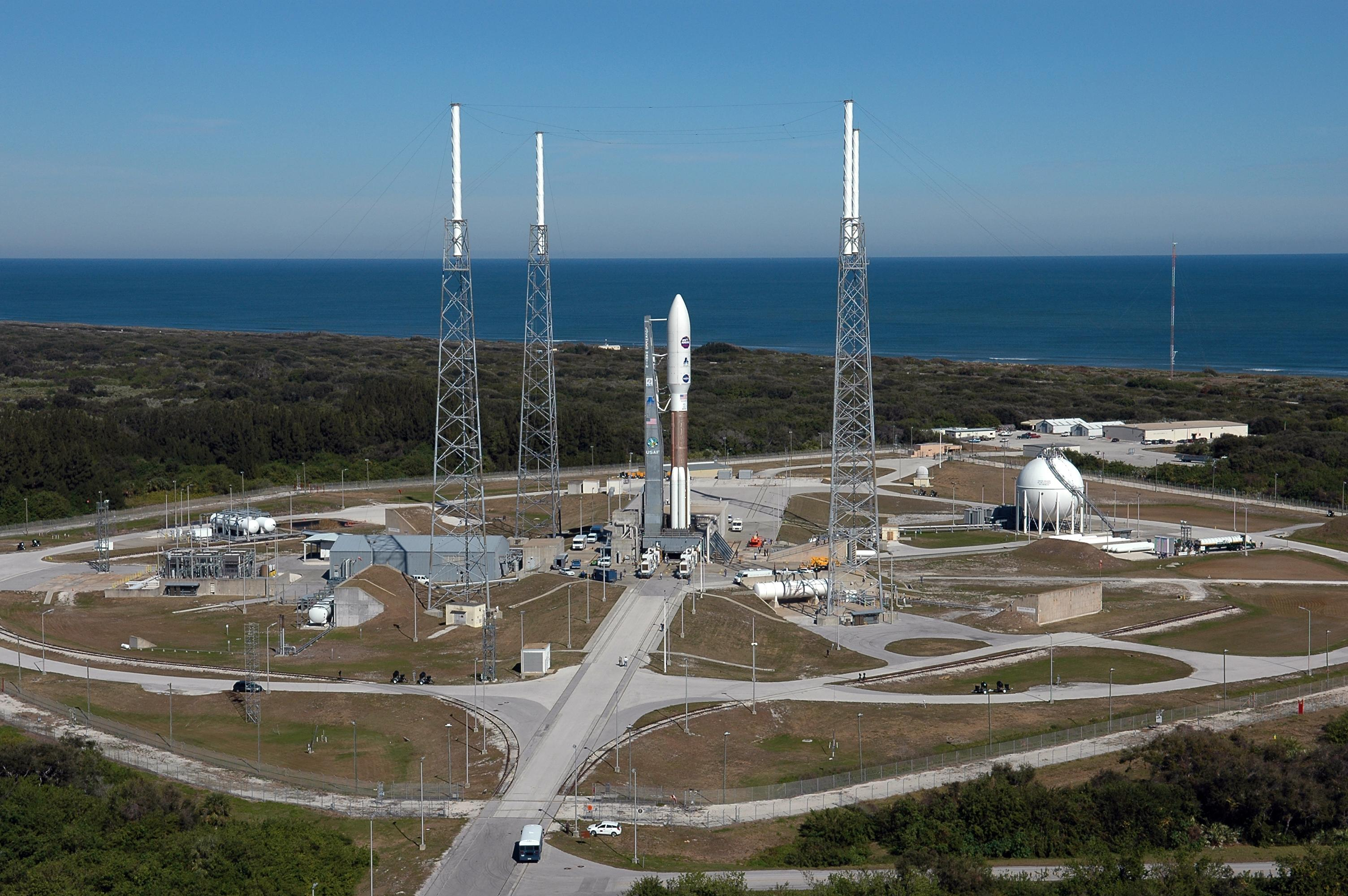 Cape Canaveral Air Force Station Space Launch Complex 40