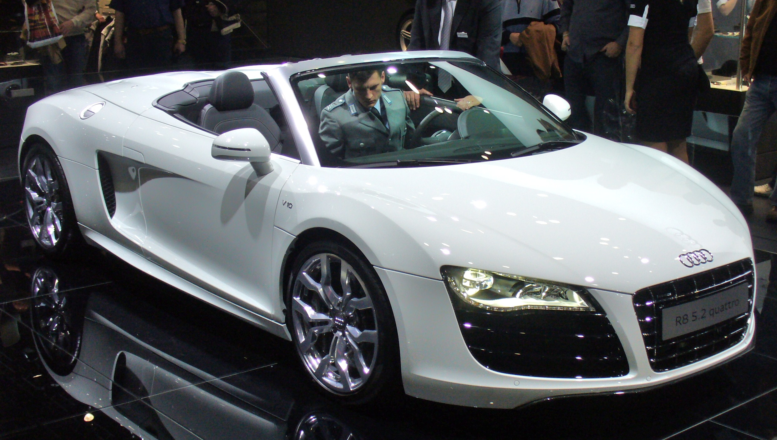 Used Audi R8 For Sale  CarGurus