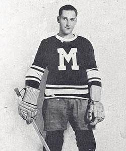 Baldy Northcott Canadian ice hockey player