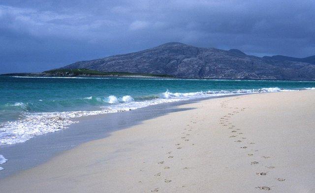 Beach, Grescleit - geograph.org.uk - 29210