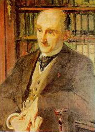 Portrait of Henri Bergson by J.E. Blanche 1891...