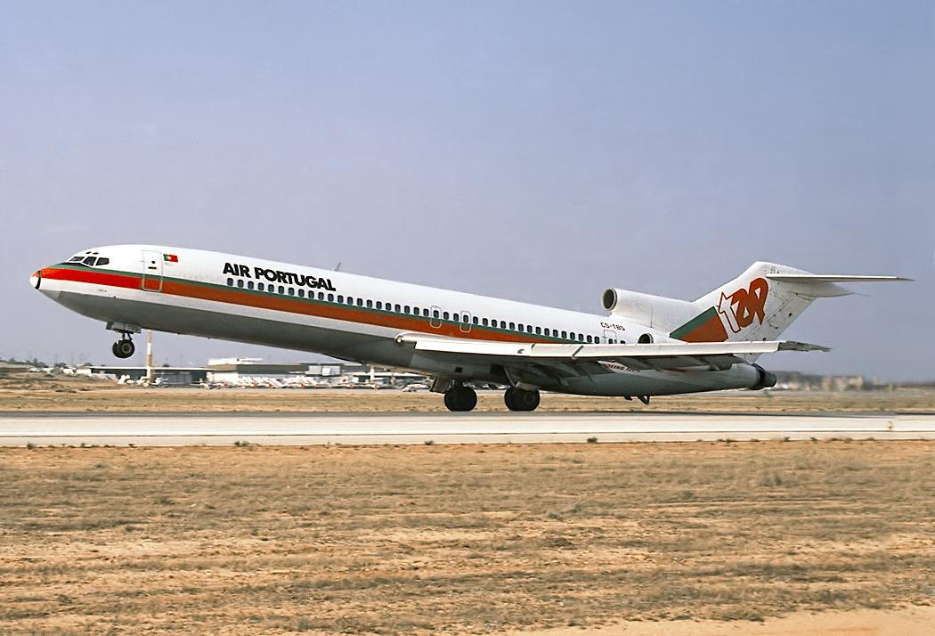 Boeing 727 interior photos