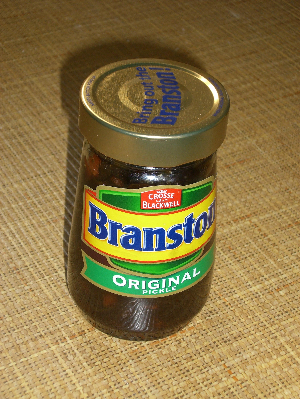 Depiction of Branston Pickle