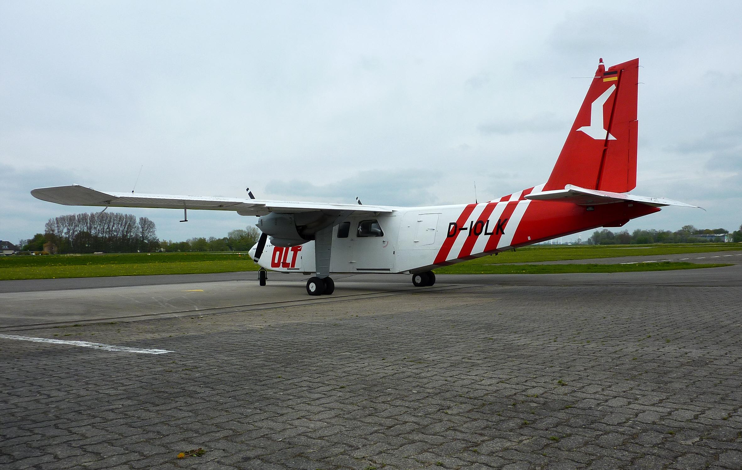 1 Norman Islander