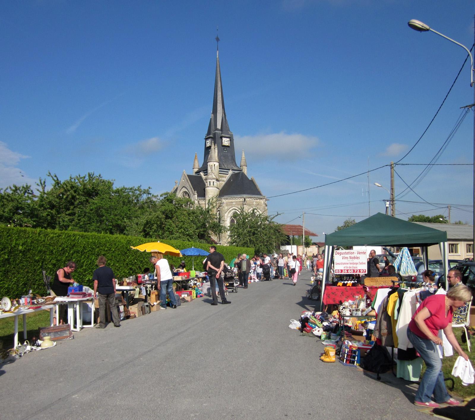 Cernay-en-Dormois
