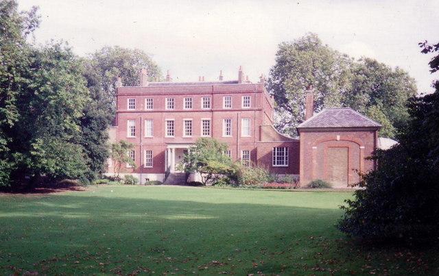 Bushy House, Bushy Park - geograph.org.uk - 362754