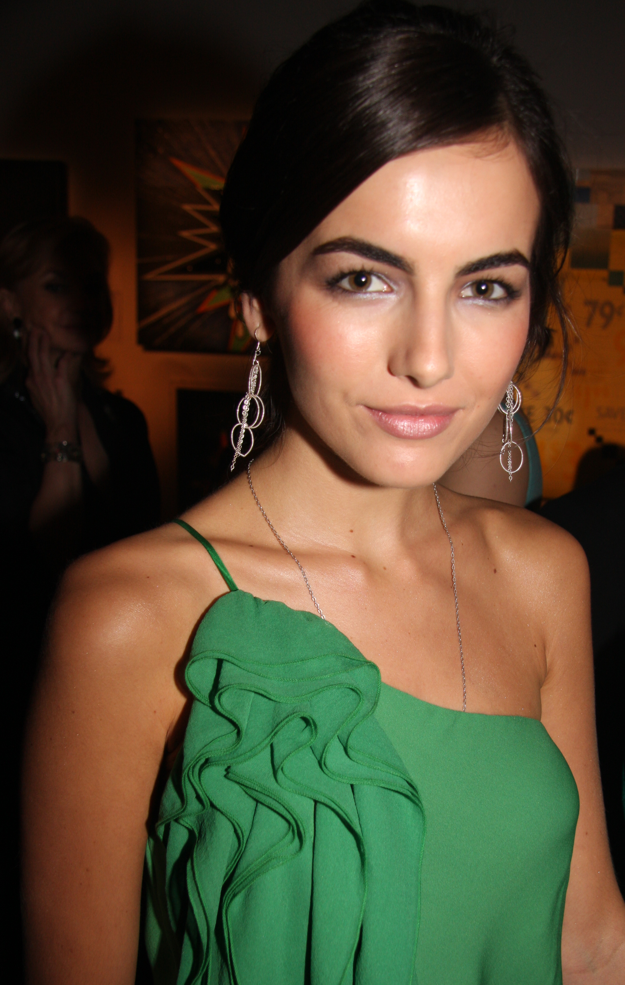 camilla belle fashion spot