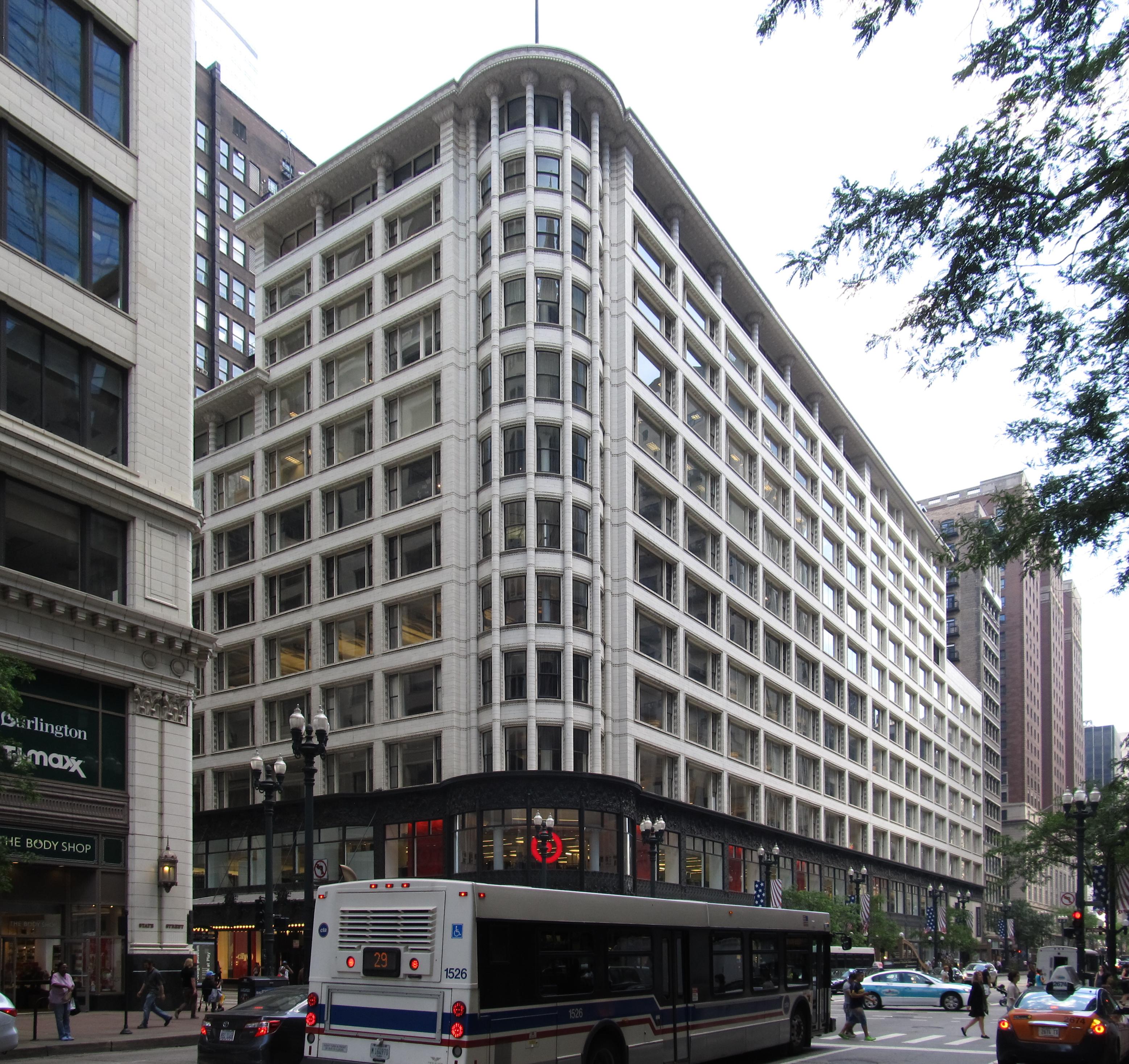 Carson Pirie Scott Building - Louis Sullivan - YouTube