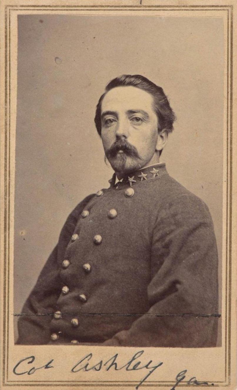 FileCarte De Visite Of A Portrait Colonel Henry M Ashby In Uniform