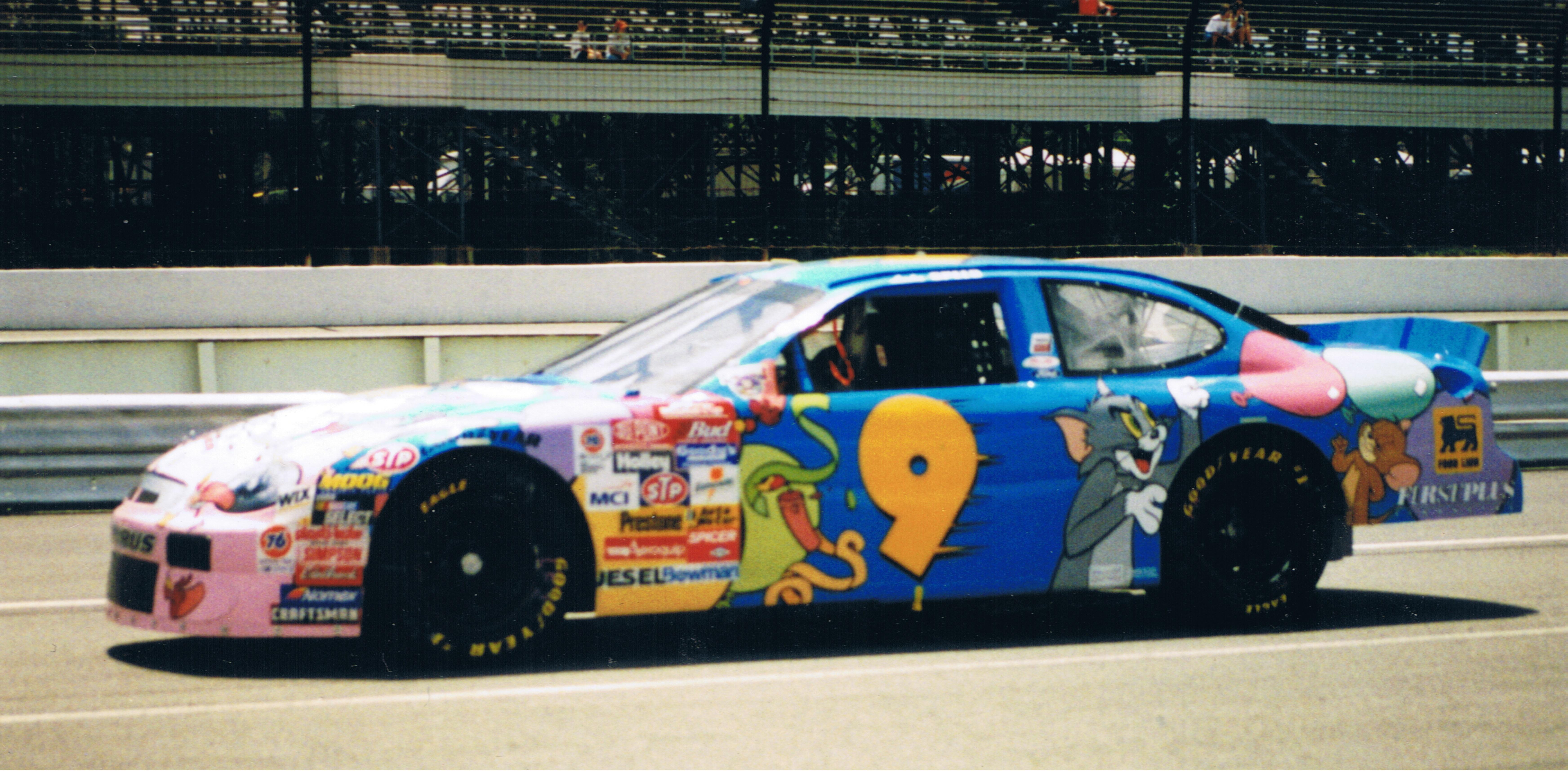 race car cartoon pictures