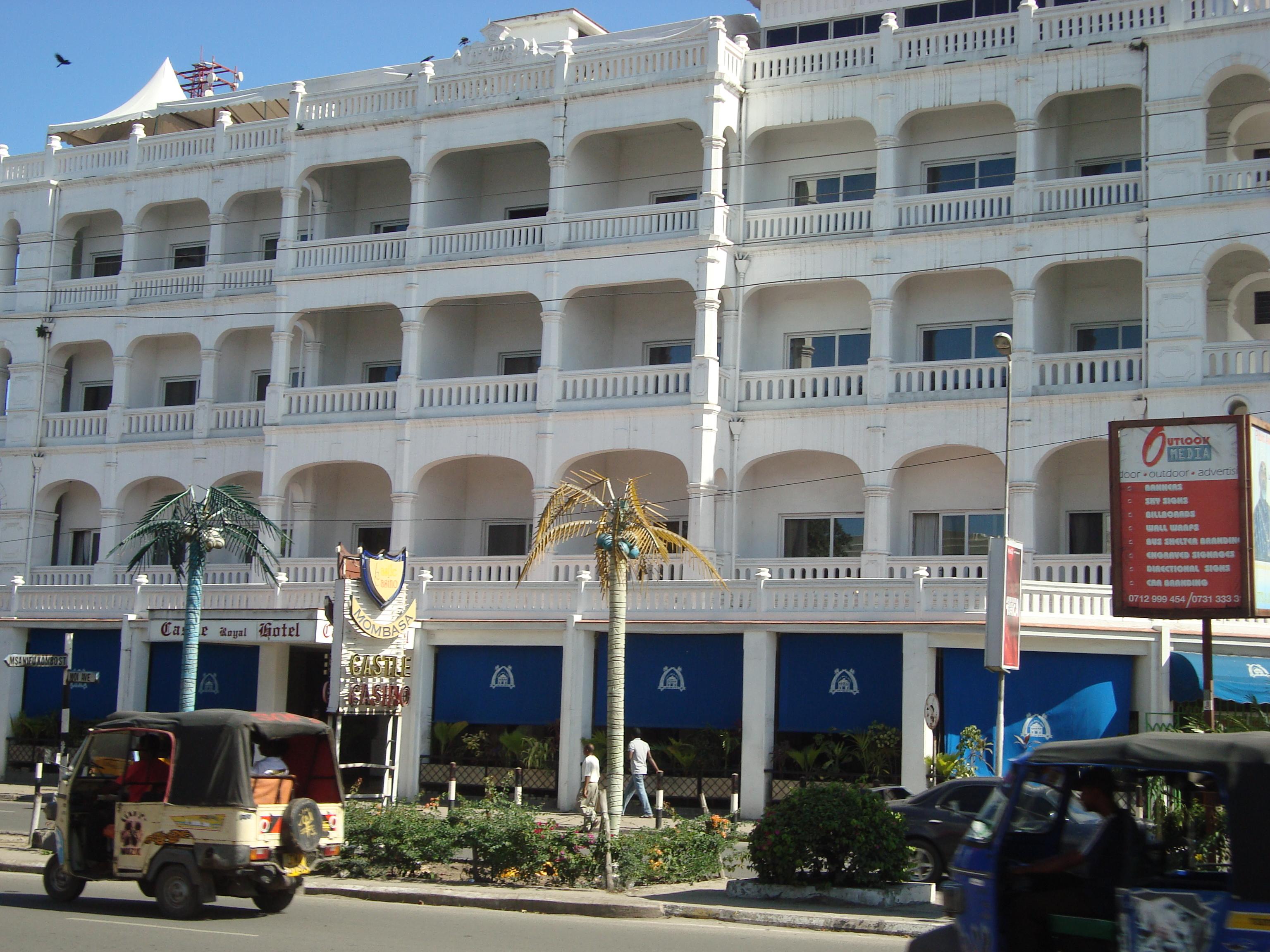 Hotel Fort Royal Deshais