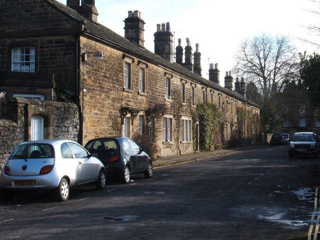 Castle Street, Bakewell - geograph.org.uk - 1160567