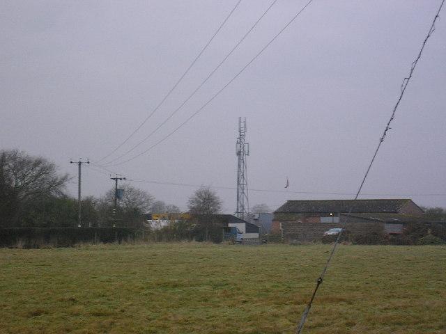 File:Cell phone mast - geograph.org.uk - 122877.jpg