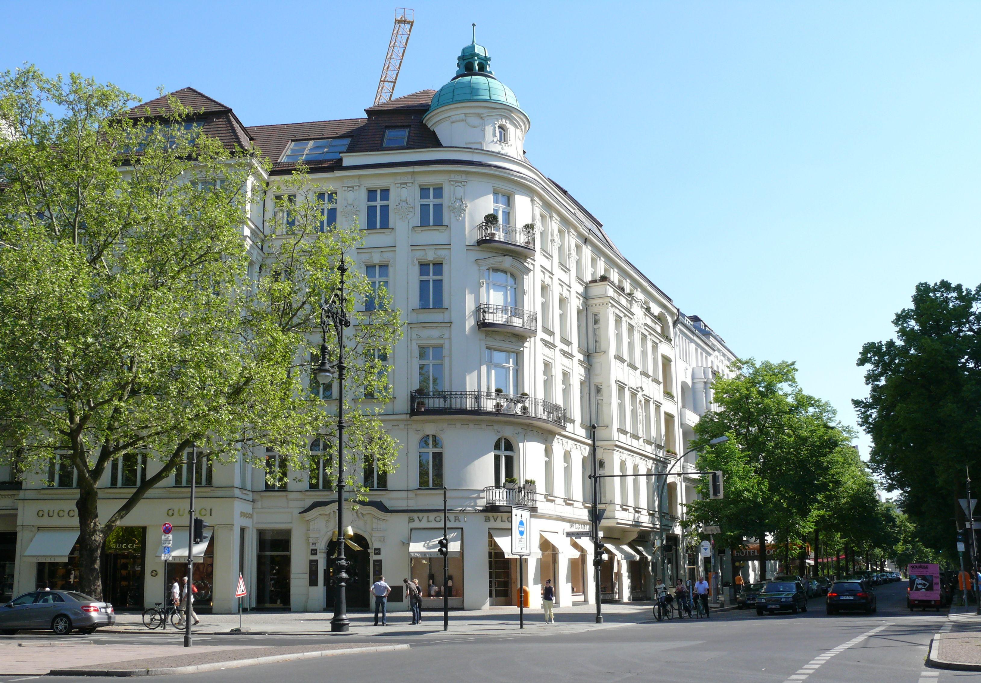 Hotel Kudamm Berlin